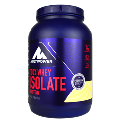 Multipower 100% Whey Isolate Protein 725 g