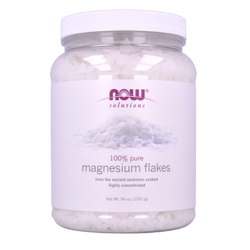Now Foods Magnesium Flakes 1531 g