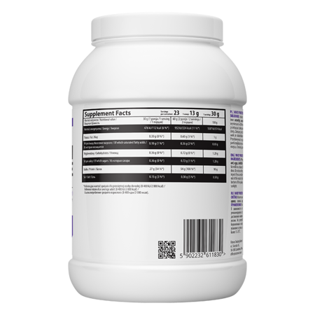 OstroVit Supreme Pure Whey Protein Isolate 700 g